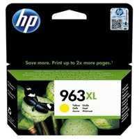 HP Original Tinte 963 XL gelb - 3JA29AE