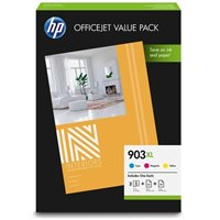 HP Original Tinte HP 903XL Office Value Pack - 1CC20AE