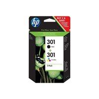HP Original Tinten Multipack BK/C/M/Y 2er Pack - N9J72AE