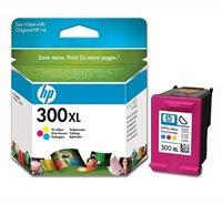 HP Tintenpatrone Nr. 300XL - CC644EE - dreifarbig