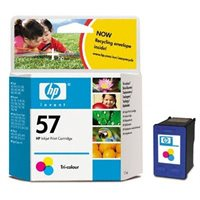 HP Tintenpatrone Nr. 57 DeskJet 5550, color
