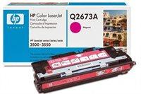 HP Toner Original für Color LaserJet 3500, magenta