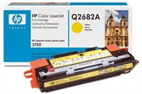 HP Toner Original für Color LaserJet 3700, yellow