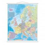 Kartentafel Europa, Tafel beschreibbar, 1:3.600.000, 137 x 97 cm