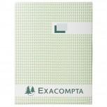 Kladde mit kaschiertem Leineneinband, DIN A4, 150 Blatt, 110g, liniert
