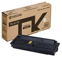 KYOCERA Original - TK-6115 Toner schwarz -  1T02P10NL0