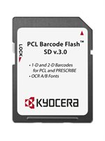KYOCERA PCL Barcode Flash 3.0 - TYP D