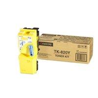 Kyocera Toner gelb für FS-C8100DN, TK-820Y