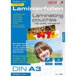 Laminierfolien (DIN A3, 80 Micron) 50er Pack