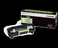 Lexmark 600HA Toner schwarz - 60F0HA0