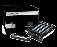 Lexmark 700Z1 Belichtungskit schwarz - 70C0Z10