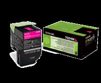 Lexmark 702HM Rückgabe-Toner magenta - 70C2HM0