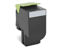 Lexmark 802SK Rückgabe-Toner schwarz - 80C2SK0