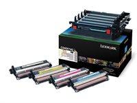 Lexmark Imaging-Kit schwarz + Farbe für C540