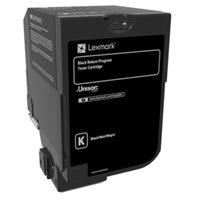 Lexmark Original Toner schwarz - 74C20K0