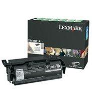 Lexmark Rückgabe-Toner schwarz HC für X651