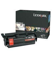 Lexmark Rückgabe-Toner schwarz HC für X654