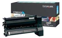 Lexmark Rückgabe-Tonerkassette schwarz HC für C782