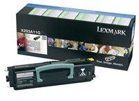 Lexmark Rückgabetonerkassette schwarz für X203/204