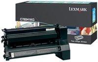 Lexmark Rückgabe-Tonerkassette schwarz für C780