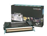 Lexmark Rückgabetonerkassette schwarz für C734N
