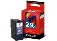 Lexmark Tintenpatrone Nr. 29A dreifarbig für Z845