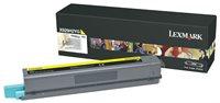 Lexmark Toner gelb für X925