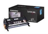 Lexmark Tonerkassette schwarz HC für X560