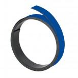 Magnetband, 100 cm x 20 mm, 1 mm, blau