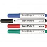 Maul Boardmarker-Set S, 4 St./Set farblich sortiert