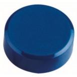 Maul Facetterand-Magnet MAULpro 2 kg Haftkraft, 20 St./Set blau