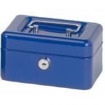 Maul Geldkassette 1, 15,2 x 12,5 x 8,1 cm blau