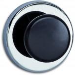 Maul Kraft-Magnet mit Griffknopf 12 kg Haftkraft hellgrau
