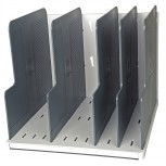 MODULOTOP vertikal Sorter mit 5 Trennplatten