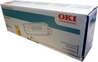 OKI Original - Toner schwarz -  44315320