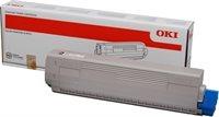 OKI Original - Toner schwarz -  46443104