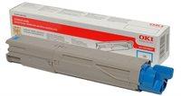 Oki Toner cyan für C3450N/C3400N/C3300N, 43459331