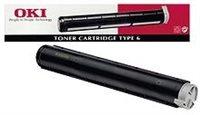 OKI Toner schwarz  Original für OKIPAGE 6w/8w/8iM/