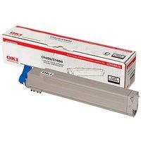Oki Toner schwarz für OKI C9600/C9800 - 42918916