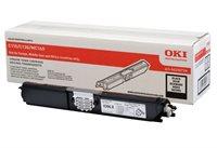 Oki Toner schwarz HC für Oki C110/C130, MC160N