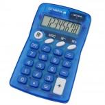 Olympia LCD825B - Taschenrechner 8-stellige Anzeige, blau