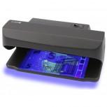 OLYMPIA UV585 - Falschgelddetektor, 9W UV-Lampe, schwarz