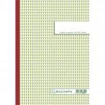 ORDER-BOOK TRIPLCATE 5X5 297/210 CARBON.