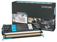 Original Lexmark Rückgabe-Druckkassette C5220CS