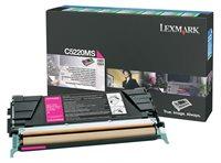 Original Lexmark Rückgabe-Druckkassette C5220MS