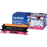 Original Toner für Brother HL-4050    - TN-135M -