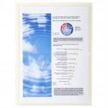 Packung mit 10 Schutzhüllen selbstklebend aus glattem PVC 140µ, DIN A4 Übergröße