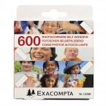 Packung mit 600 selbstklebenden Fotoecken
