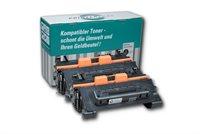 PC Doppelpack Toner HC schwarz - PC-M602-BK-HC-2