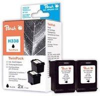 Peach Doppelpack Druckköpfe schwarz - PI300-136
